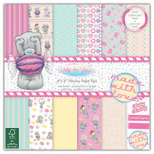 Me To You Sweet Shop 8 x 8 FSC Paper Pack for cards and crafts