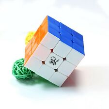 Dayan V5 ZhanChi 3x3x3 Speed Cube Magic Puzzle Stickerless Twist 3x3 Puzzles New