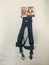 Police Security Military Tactical Duty Belt Side Suspenders Weight Back Relief