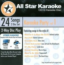 All Star Karaoke Party Vol. 1 2008 by Billy Ray Cyrus; George Strait; Elvis Pres