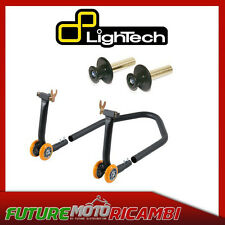 LIGHTECH CAVALLETTO ALZA MOTO POSTERIORE CON RULLI REAR STANDS ROLLS