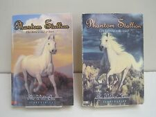 Phantom Stallion Series by Terri Farley Lot of 2