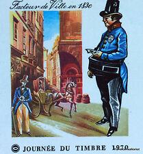 Yt 1632 A FACTEUR DE VILLE 1830   FRANCE  FDC  ENVELOPPE PREMIER JOUR