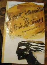 A Short Introduction To Feminist Theory Mazumder 2001 Rare Free US Shipping Look