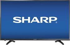 """Sharp - 40"""" Class (40"""" Diag.) - LED - 1080p - HDTV - Black"""
