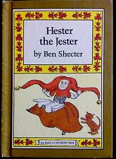 HESTER THE JESTER ~ Vintage 1960's Weekly Reader Children's Book