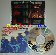 CD KOOL & THE GANG Anthology 1991 eec DELITE VSOP CD 168 lp mc dvd