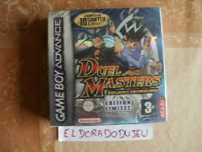 ELDORADODUJEU     DUEL MASTERS KAIJUDO SHOWDOWN Pour GAME BOY ADVANCE GBA NEUF