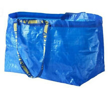 6 x IKEA Large reusable tote ECO storage shopping bags -- USPS Priority Mail