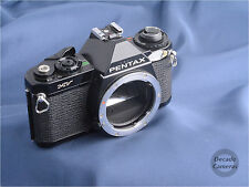 4806 -  Black Pentax MV Film Camera