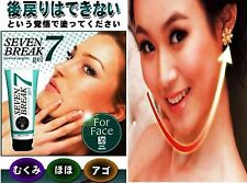SEVEN Break face lift gel anti wrinkle face slimming V Shape cream Fast U.S Ship