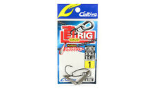 Owner JR-10 Jika Rig Sinker Worm Hook Size 1 , 3/16 oz (4875)