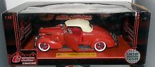 """1938 BUICK CENTURY CONV. LIMITED ED. CHARLESTOWN COLLECTABLES 1:18 """"NEW"""""""