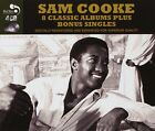 Sam Cooke EIGHT CLASSIC ALBUMS +BONUS Encore HIT KIT Swing Low NEW SEALED 4 CD