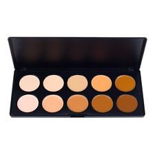Coastal Scents CAMOUFLAGE PALETTE  10 Professional Concealer Shades  New