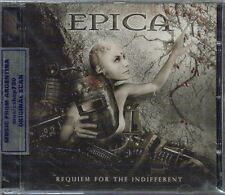 EPICA REQUIEM FOR THE INDIFFERENT + BONUS TRACK SEALED CD NEW