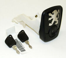 Peugeot 106 S2 96-03 Boot Lock & Surround S16 RALLYE GTi QUIKSILVER - Genuine