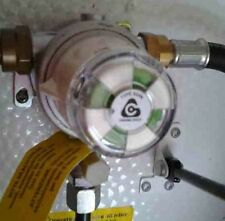 Cavagna 2 Stage 30mb Regulator & Auto Changeover Valve - For 8mm Gas Pipe