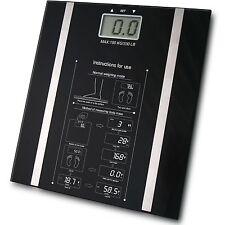 Digital BODY FAT analizzatore scale BMI sano di 150kg PESATURA SCALA perdita di peso