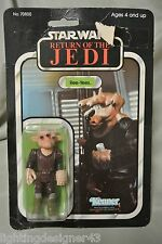 VINTAGE ROTJ 1983 STAR WARS RETURN OF THE JEDI REE YEES MOC LILY LEDY MEXICO