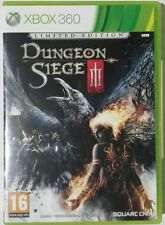 Dungeon Siege III. Limited Edition. Xbox 360. Fisico. Pal Es