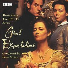 soundtrack, Great Expectations Music From The BBC TV Series, CD