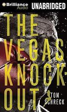 The Vegas Knockout by Tom Schreck Compact Disc Book (English) CD BOOK 6 DISC