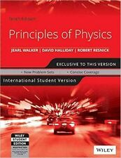 Fundamentals of Physics by David Halliday, Robert Resnick and Jearl Walker