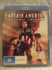 Captain America - The First Avenger - Blu Ray BRAND NEW!!