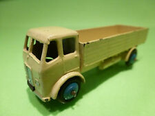 DINKY TOYS 25R LEYLAND FORWARD CONTROL TRUCK - CREAM - RARE - VERY GOOD