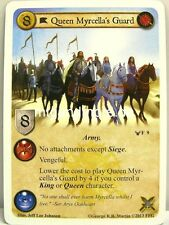 A Game of Thrones - 1x Queen Myrcella's Guard  #009 - The War of the Five Kings