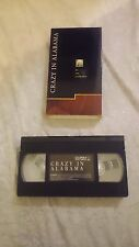 MOVIE - Crazy in Alabama FYC For Your Consideration RARE VHS
