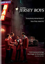 JERSEY BOYS (DVD, 2014, Includes Digital Copy; UltraViolet) NEW