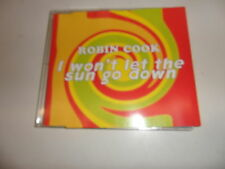 Cd   Robin Cook  – I Won't Let The Sun Go Down