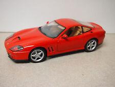 1/18 Maisto Ferrari 550 Maranello red NOS