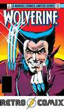 MARVEL TRUE BELIEVERS WOLVERINE #1 REPRINT NEW/UNREAD BAGGED & BOARDED