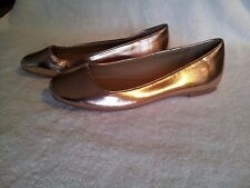 JOHN LEWIS - NEW - Pineapple Rose Gold Shoes Pumps - Size 3 EU 36