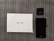 ☆ Authentic Latest Celine Suede Sunglasses / Eyeglass Case / Pouch ☆