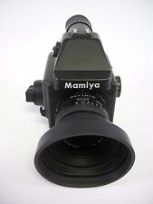 "Mamiya 645 E Complete Kit with Built in AE Prism Finder, 80MM F2.8 ""N"", 120, EC"