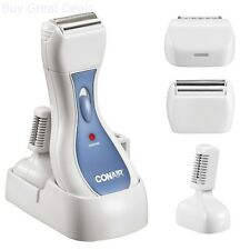 Women Shaver Ladies Electric Razor Rechargeable Groomer Wet/Dry Free Shipping