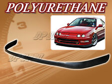 FOR 94-97 ACURA INTEGRA SiR POLY URETHANE PU FRONT BUMPER LIP SPOILER BODY KIT