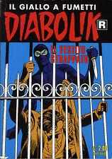 DIABOLIK R N° 589 - 17 LUGLIO 2010 - CONDIZIONI OTTIME EDICOLA