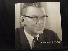 Wolfgang Döring - Zum Gedenken