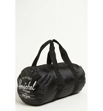Herschel Supply Co. Packable Collection Duffel Bag - black