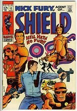 NICK FURY, AGENT OF S.H.I.E.L.D. #12 - Smith