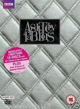 ABSOLUTELY FABULOUS COMPLETE SERIES 1 - 5 DVD BOX SET + SPECIALS + NEW SEALED UK