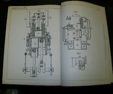 GAS ENGINE & GENERATOR PATENT. THERYC, MARSEILLES, FRANCE. 1900