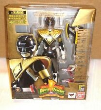 SDCC COMIC CON 2014 BANDAI POWER RANGERS ARMORED BLACK RANGER FIGURE.....IN HAND