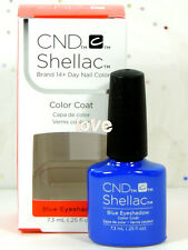 CND Shellac UV Gel Nail Polish Base Top Coat /Brand New Gel Color #3- Choose Any