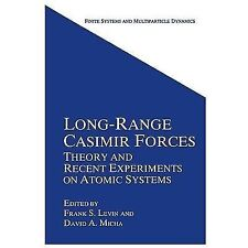 Finite Systems and Multiparticle Dynamics: Long-Range Casimir Forces : Theory...